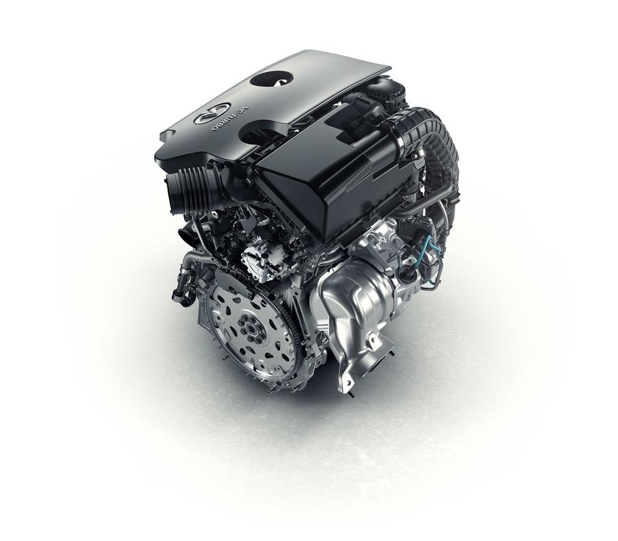 Двигатель Nissan/Infiniti VC-T