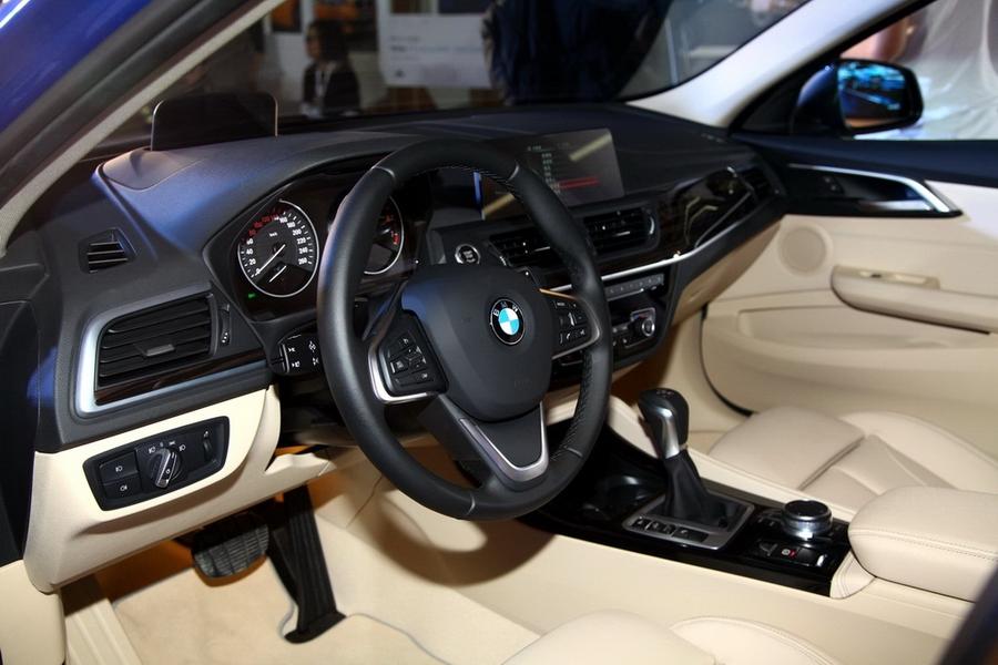 BMW 1 Series Sedan