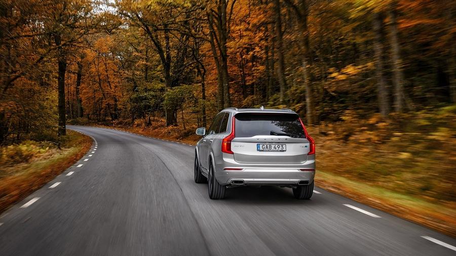 Volvo XC90 by Polestar