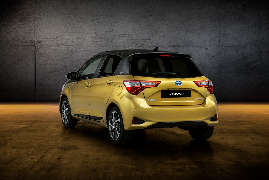 Toyota Yaris Launch Edition Y20