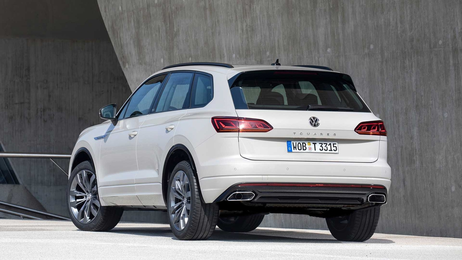 Volkswagen Touareg Special Edition