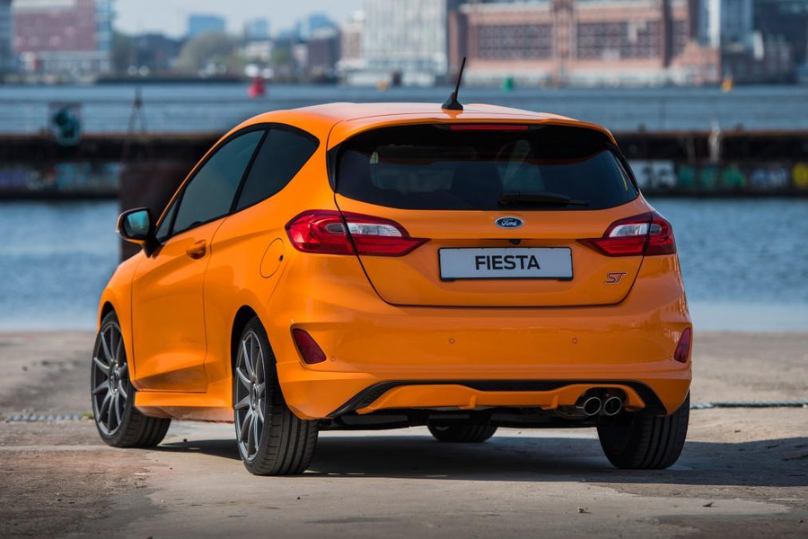 Ford Fiesta ST Perfomance Edition