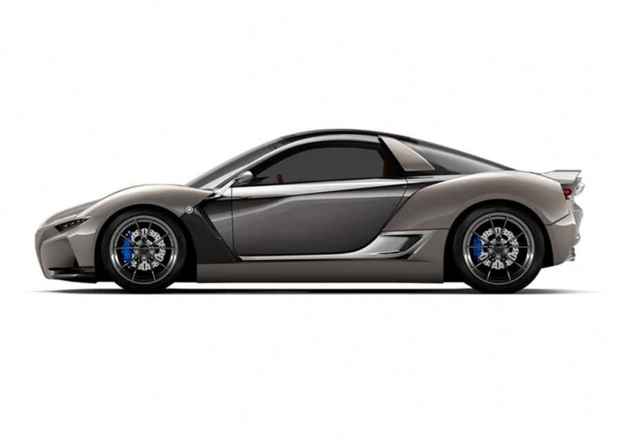 Yamaha Sports Concept