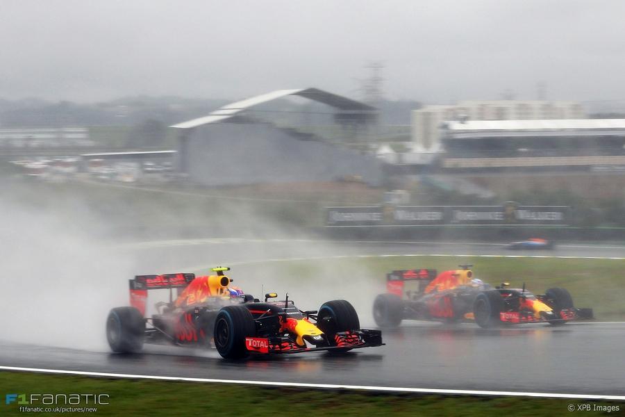 F1 Verstappen Red Bull
