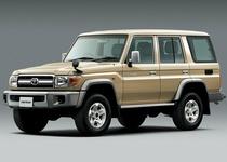 Toyota возвращает на конвейер легендарный Land Cruiser 70