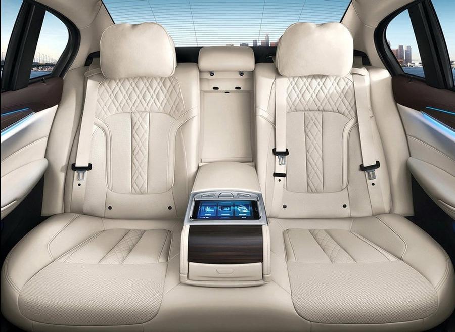 BMW 5 Series Li