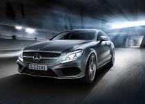В рамках девятого сезона Mercedes-Benz Fashion Days представлен новый CLS-Class