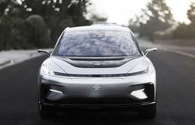 Концерн Tata вложил $900 миллионов в Faraday Future