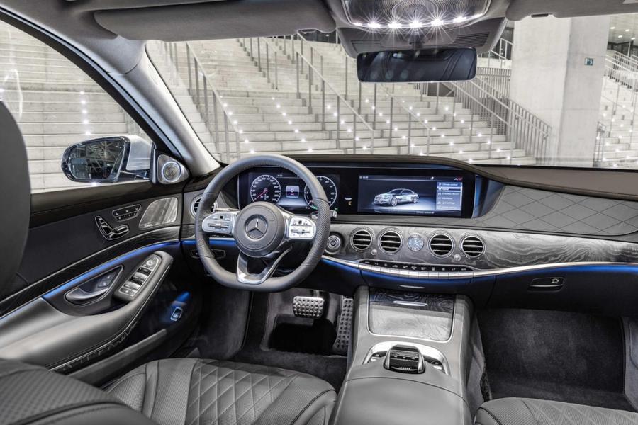 Mercedes S 560 e