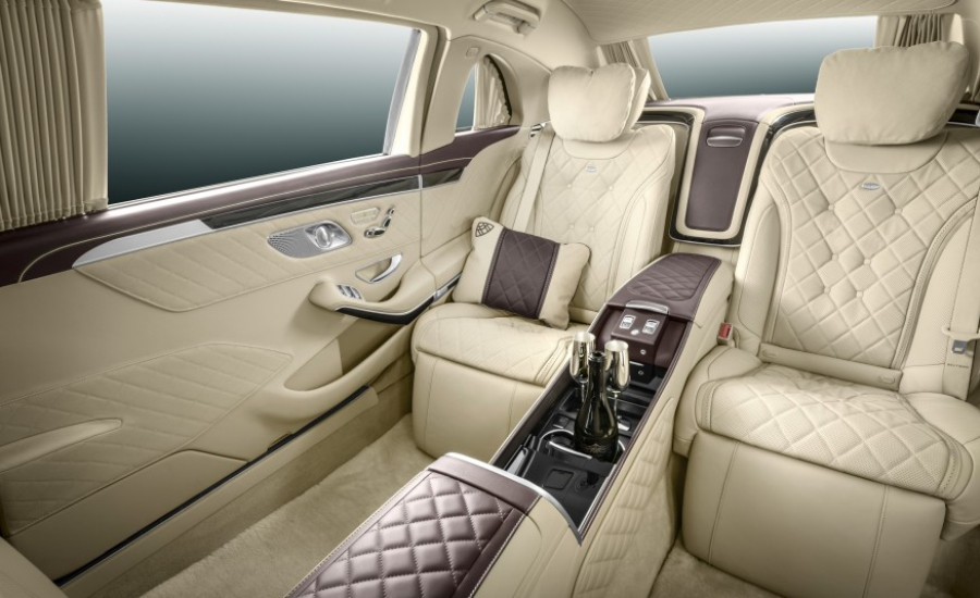 Mercedes-Maybach S-Class Pullman