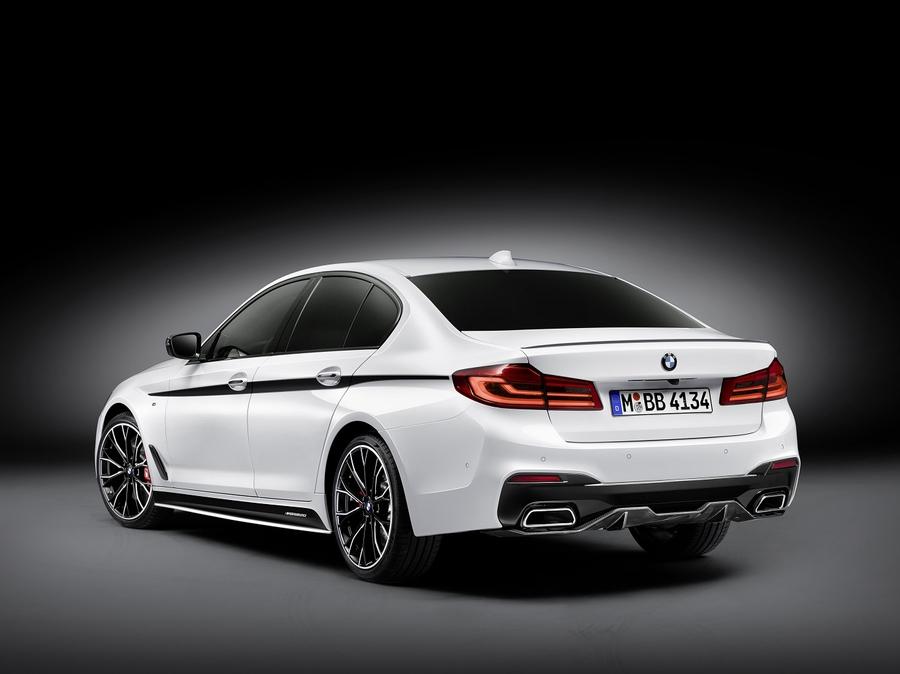 BMW 5 Series M Perfomance