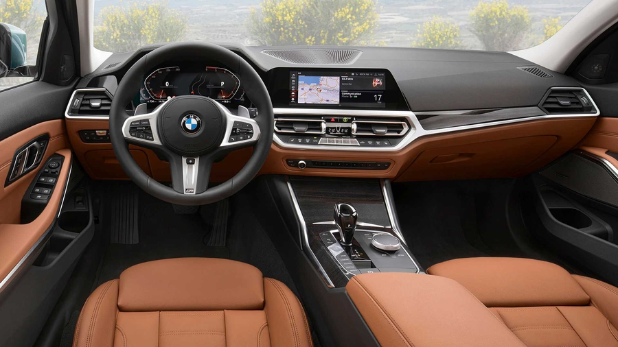 BMW 3 Series Touring Luxury Line