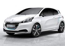 Peugeot представит на Парижском автосалоне сверхэкономичный хэтчбек 208