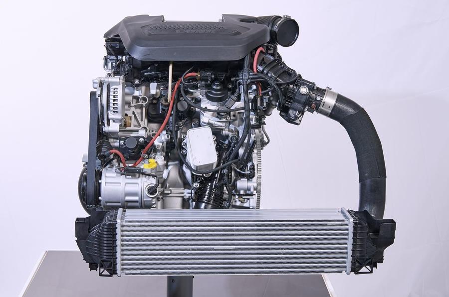 Четырёхцилиндровый дизельный двигатель BMW TwinPower Turbo
