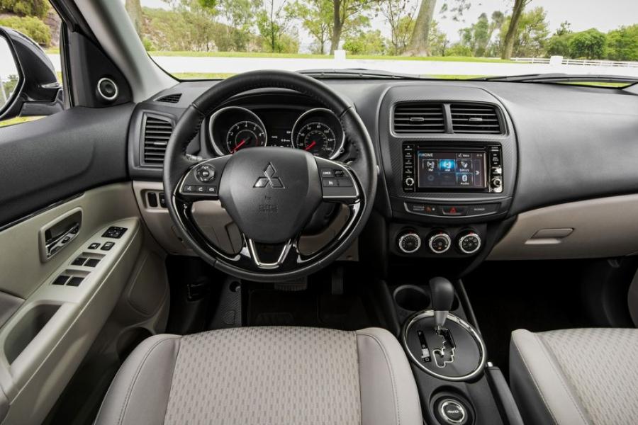 Обновленный Mitsubishi Outlander Sport