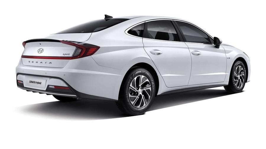 Sonata Hybrid 2020