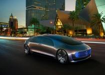 Mercedes представил концепт автономного автомобиля