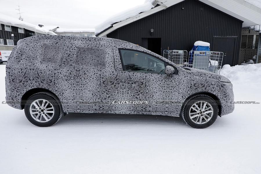 Dacia Logan MCV 2021