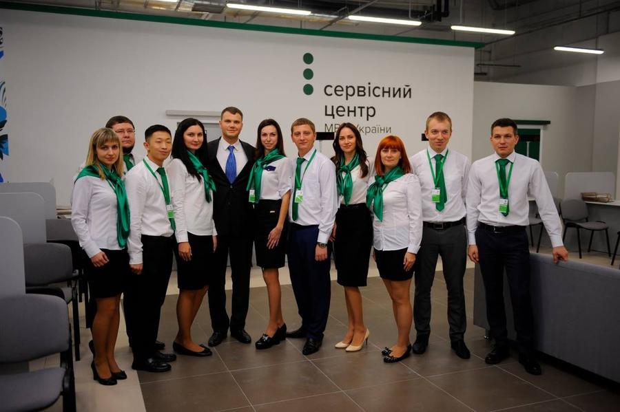 Новый ТСЦ МВД в Днепре