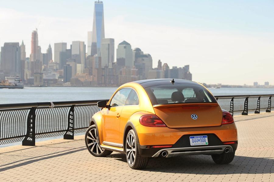Volkswagen Beetle Hybrid