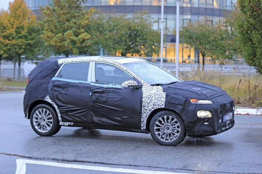Hyundai B-SUV