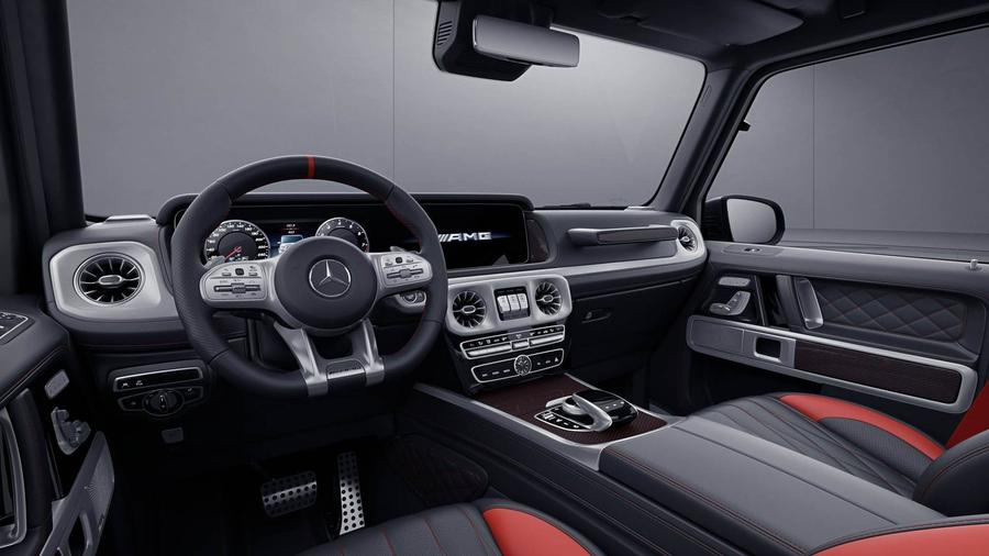 Mercedes-AMG G63 Edition 1