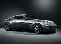 Для Джеймса Бонда в Aston Martin создали новую модель DB10 (фото)