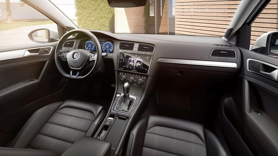 VW e-Golf 2017