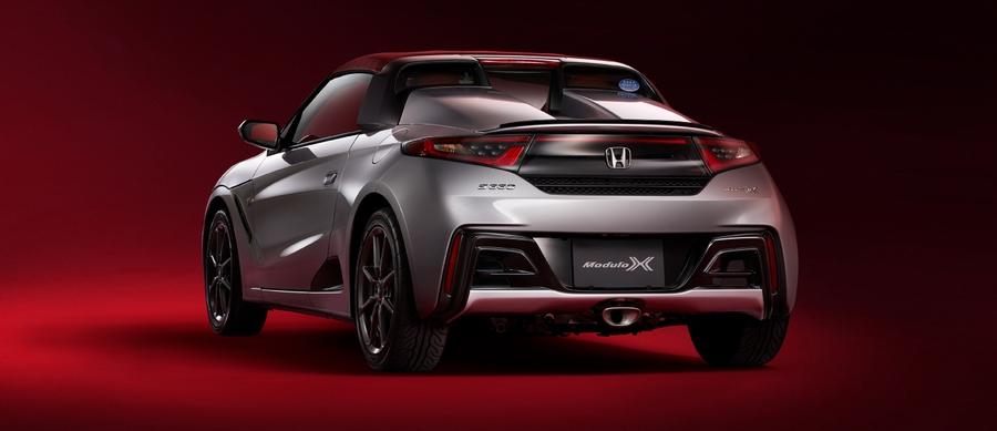 Honda S660 Modulo X