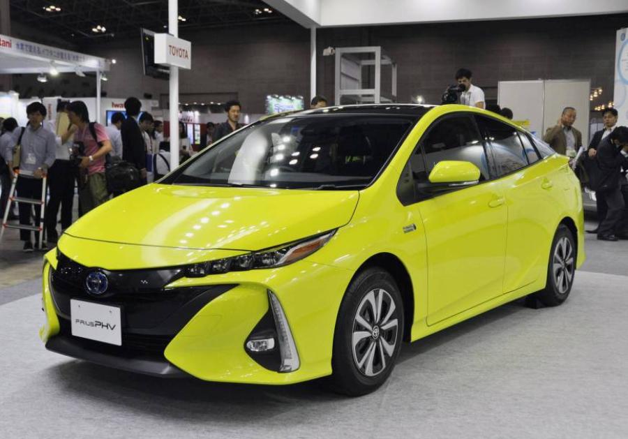 Toyota Prius Prime (PHV)