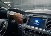 Автомобили Hyundai научились заводиться от смарт-часов (видео)