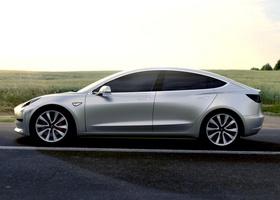 Tesla получила 325 тысяч заказов на новый Model 3