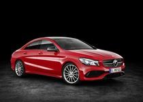 Mercedes-Benz обновил модели CLA и CLA Shooting Brake