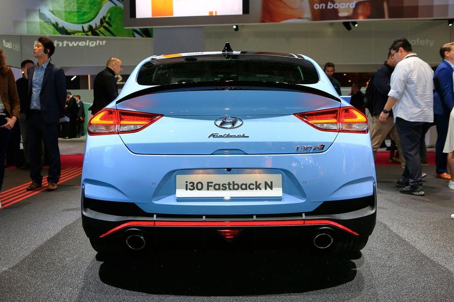 Hyundai i30 N «N Option»