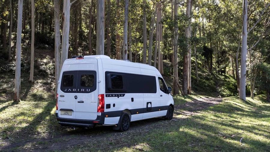 Trakka Jabiru Sprinter Camper Van