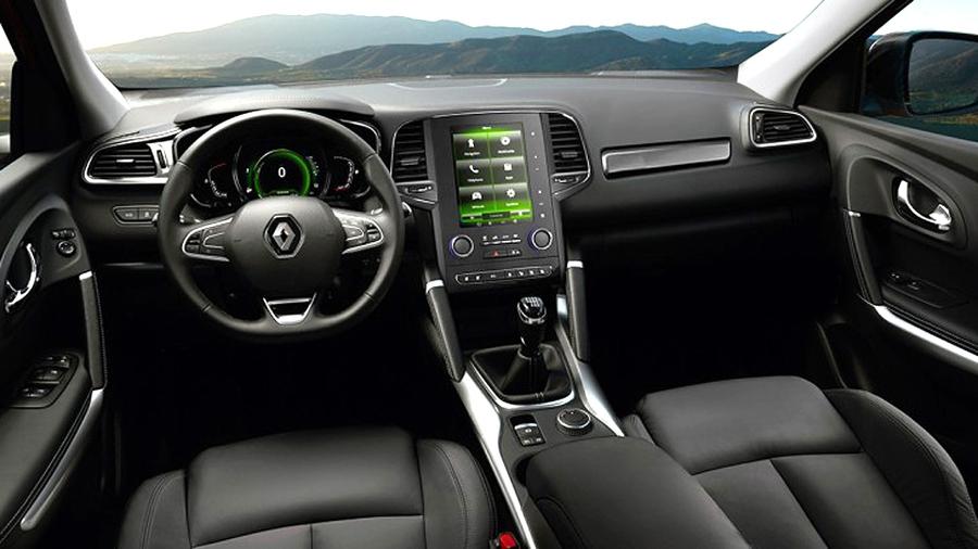 Неофициальный рендер Renault Maxthon