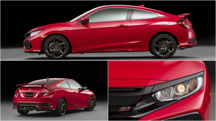 Honda Civic Si Coupe Prototype