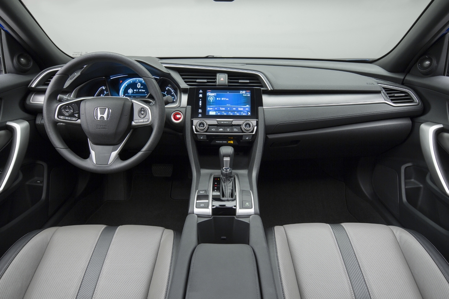 Honda Civic Coupe 2016