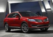 Кроссовер Lincoln MKX будет поставляться за пределы США