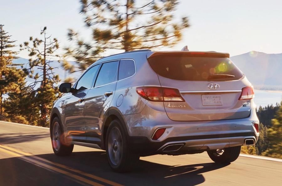 Hyundai Santa Fe (US)