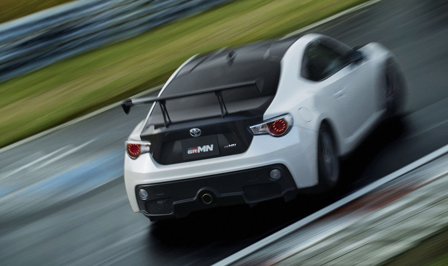 Toyota GT 86 GRMN Special Edition