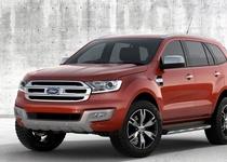 Компания Ford представила новый внедорожник Everest (видео)