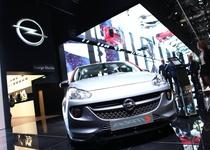 Новинки Opel на Парижском автосалоне