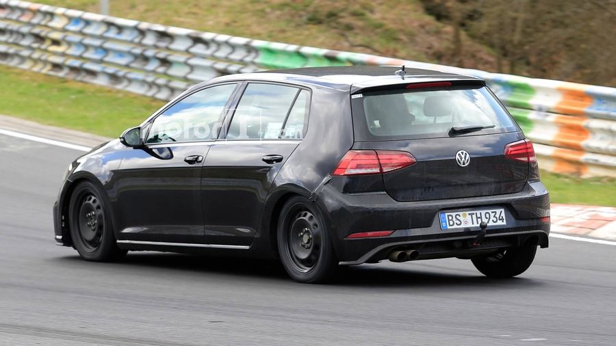 мул Volkswagen Golf