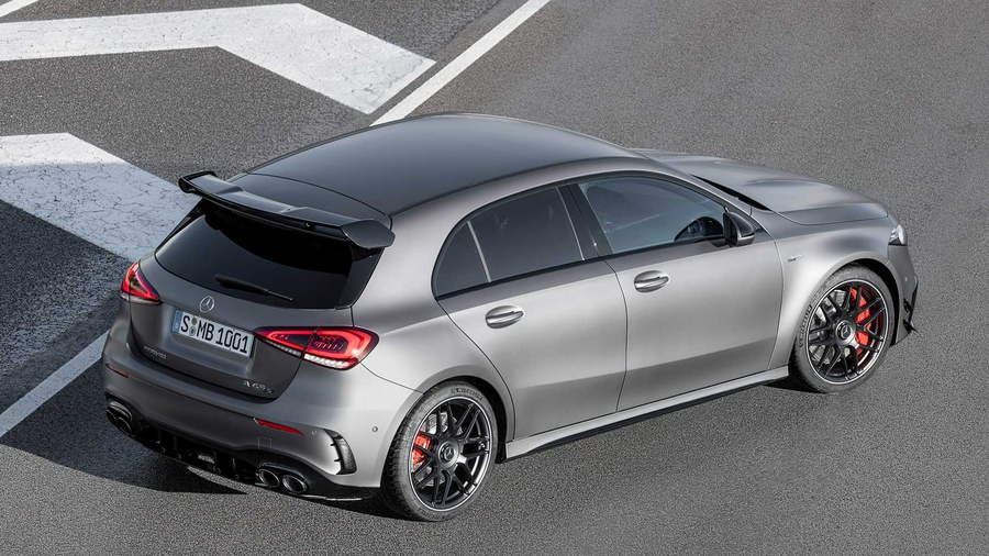 Mercedes-AMG A 45 4MATIC+