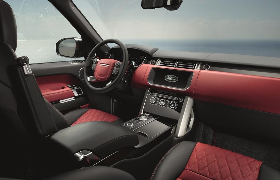 Range Rover SVAutobigraphy Dynamic