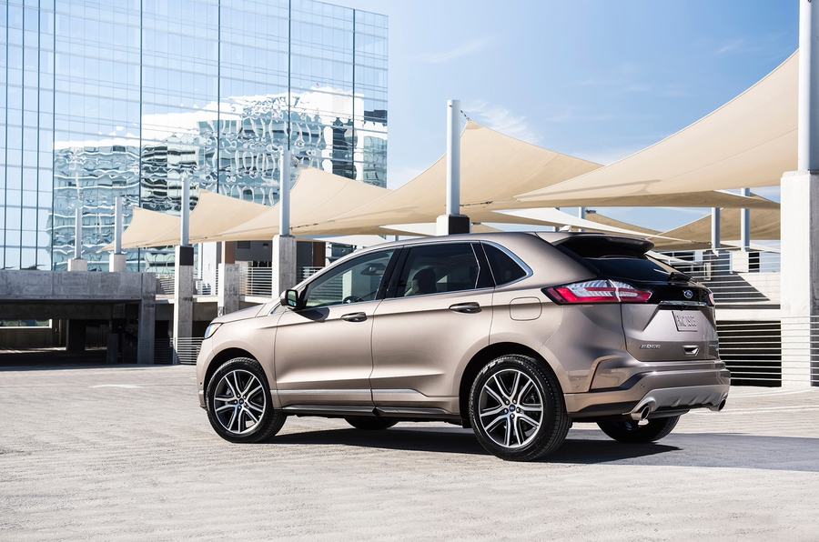 Ford Edge Titanium Elite 2019