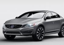 Volvo показала вседорожный седан S60 Cross Country
