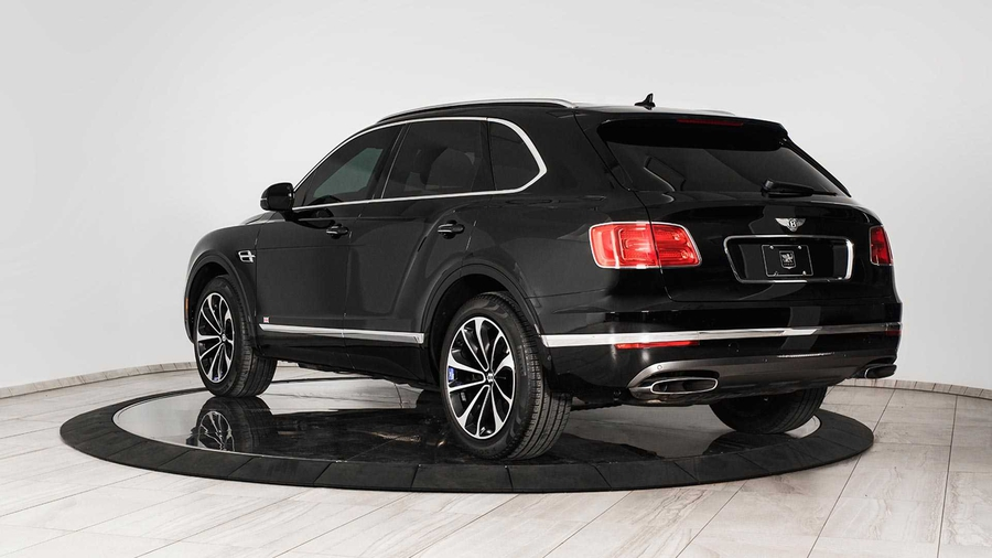 Bentley Bentayga by Inkas