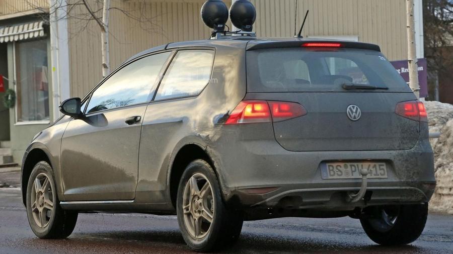 Мул Volkswagen